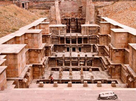 Know Your Monument: Rani ki Vav, which is on the new Rs 100note!