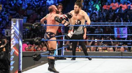 WWE Smackdown Results: Team Hell No pick up huge win ahead of Extreme Rules