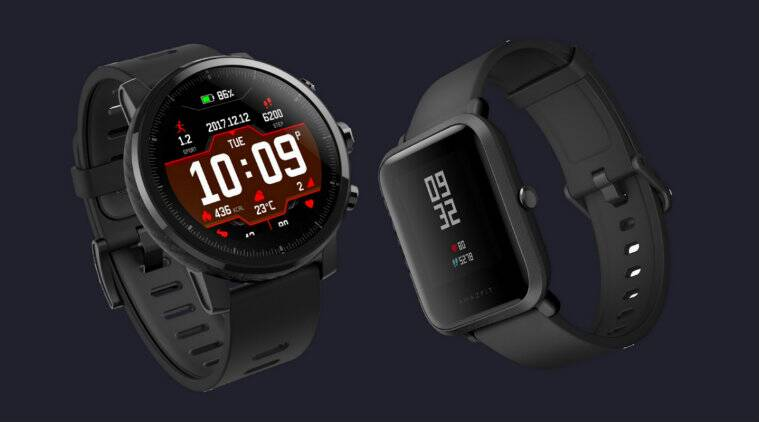 Xiaomi Backed Huami Launches Amazfit Bip Stratos