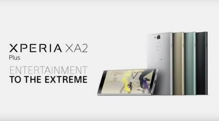 Sony Xperia XA2 Plus with 6-inch FHD+ display, 23MP rear camera launched