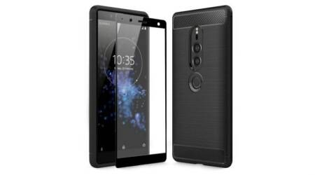 Sony Xperia XZ3 leaked cases confirm dual camera setup, 18:9 display