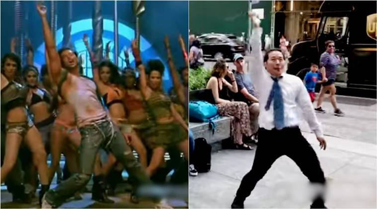 This YouTuber dancing on Bollywood songs will leave you in