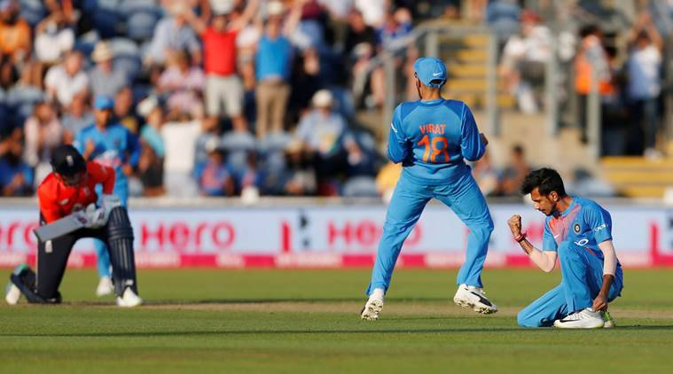 India lay down their marker as spin takes a backseat