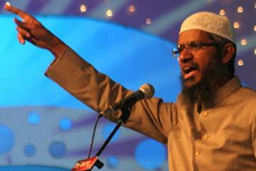 NIA court orders attachment of four properties of Zakir Naik
