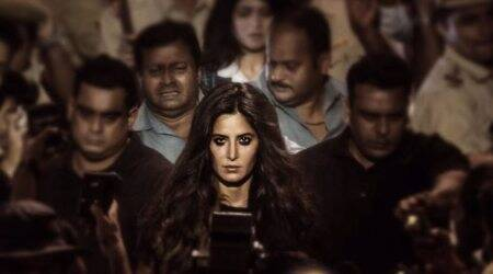 Shah Rukh Khan reveals Katrina Kaif's look in Aanand L Rai's Zero with a sweet post