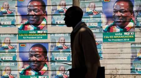 Zimbabwe holds final rallies before historicelection