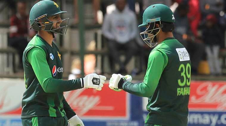 Live Cricket Score Zimbabwe vs Pakistan 5th ODI Live Streaming: