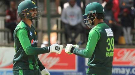 Live Cricket Score Zimbabwe vs Pakistan 5th ODI Live Streaming: Pakistan off to slow start