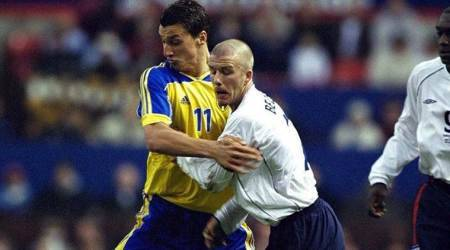 David Beckham, Wayne Rooney troll Zlatan Ibrahimovic after England beat Sweden