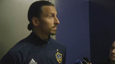 Zlatan Ibrahimovic claims he could have been US President ten yearsago