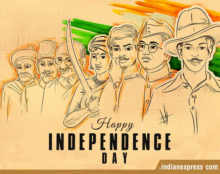 Happy Independence Day 2018 Wishes Images Quotes Sms Photos