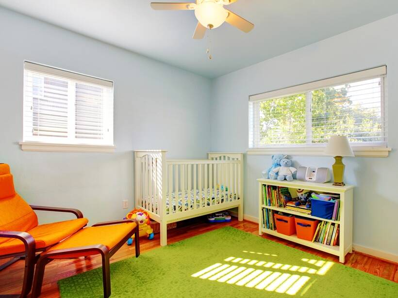 baby nursery, decorating tips for nursery