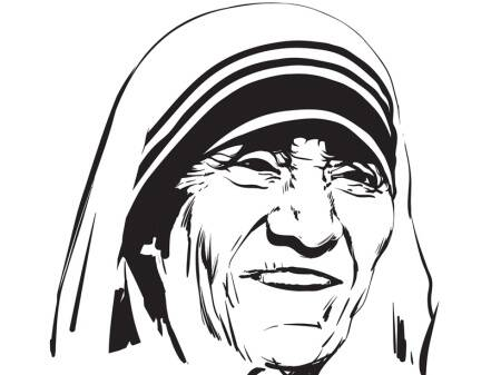 How Mother Teresa helped people abandoned byothers