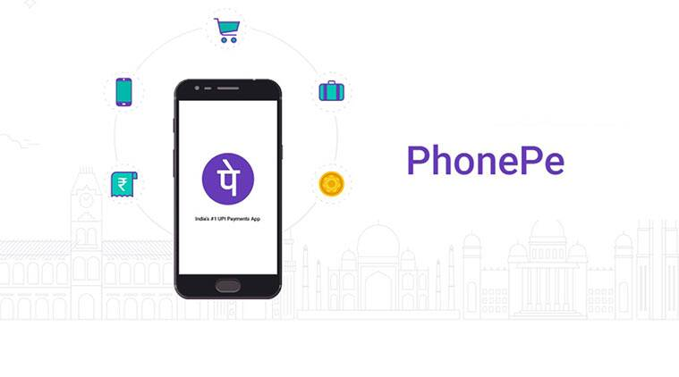 phonepe, phonepe irctc android app, irctc rail connect app, phonepe booking, irctc ticket booking, irctc website, upi, phonepe online payment, flikpart, makemytrip, goibibo, online payment service