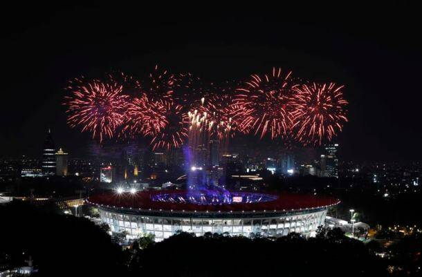 2018 Asian Games – Opening ceremony