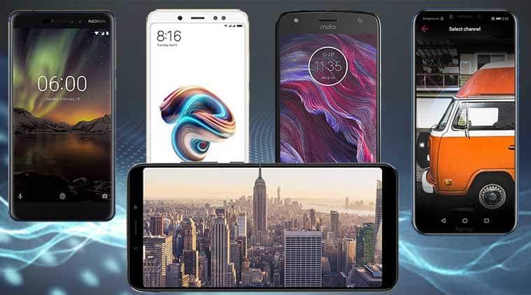 xiaomi mi a2, mi a2 alternatives, mi a2 alternatives in india, top five mi a2 competitors, honor play, xiaomi redmi note 5 pro, moto x4, nokia 6.1, huawei nova 3i, android one, xiaomi