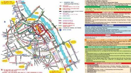 Independence Day traffic advisory by Delhi Police: Check details here