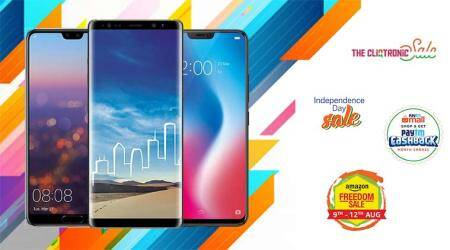 Independence Day sales on Amazon.in, Flipkart, Mi.com, Paytm and TataCliQ: Here are the best smartphone deals today