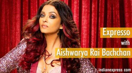 Aishwarya Rai Bachchan: Very early in life, I developed the ability to focus on the positives