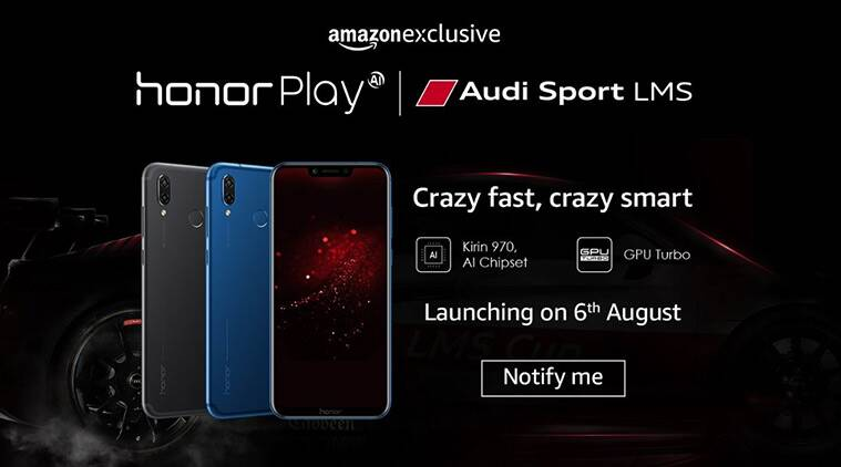 Honor Play goes on sale in India; price, features, specifications