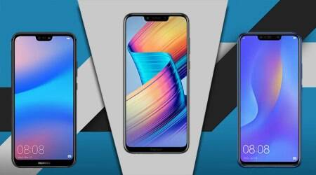 Honor Play vs Huawei P20 Lite vs Huawei Nova 3i: Specification, features and price comparison