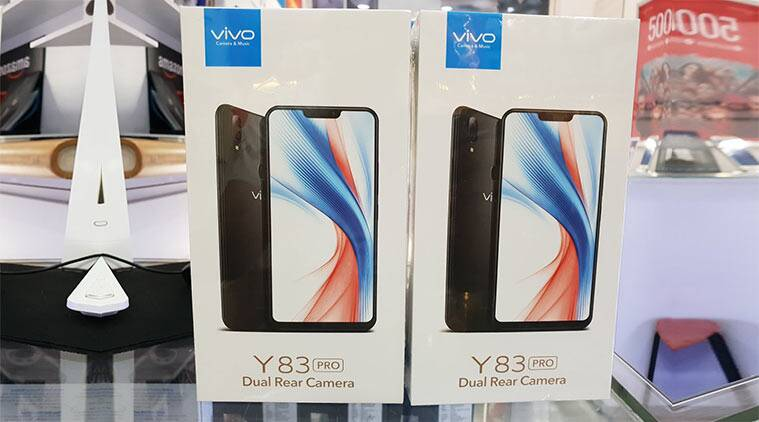 Vivo Y83 Pro With Notched Display Dual Cameras Launched In India