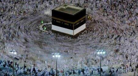 Hajj 2018: Over two million Muslims begin their journey to Mecca