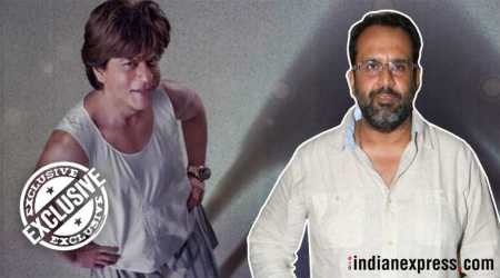 shah rukh khan zero has been directed by aanand l rai