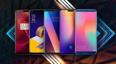 Best phones under Rs 40,000 one can buy in India in August 2018: From OnePlus 6, Vivo X21 to Honor 10