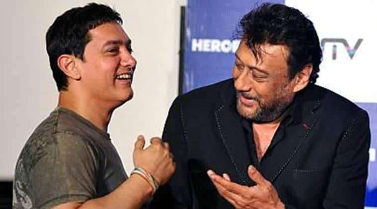 Aamir Khan - Jackie Shroff
