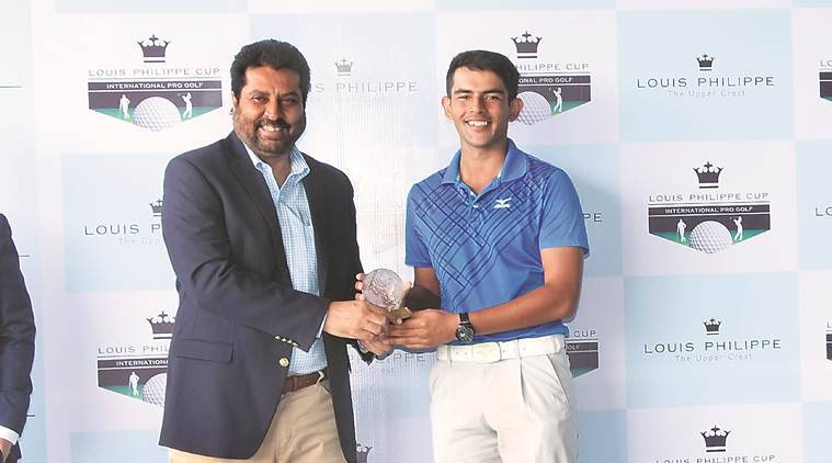 Chandigarh golfer, Adil Bedi, Louis Philippe Cup, golf, sports news, Indian Express news