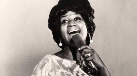 Listen to five extremely hummable tracks by ArethaFranklin