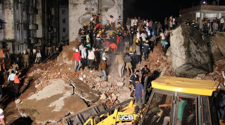 Ahmedabad building collapse