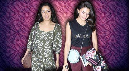 Shraddha Kapoor, Jacqueline Fernandez give lessons on how to keep it comfy yet stylish