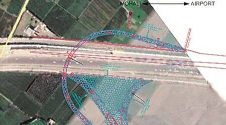 31 acres needed for proposed Chandigarh airport project:Study