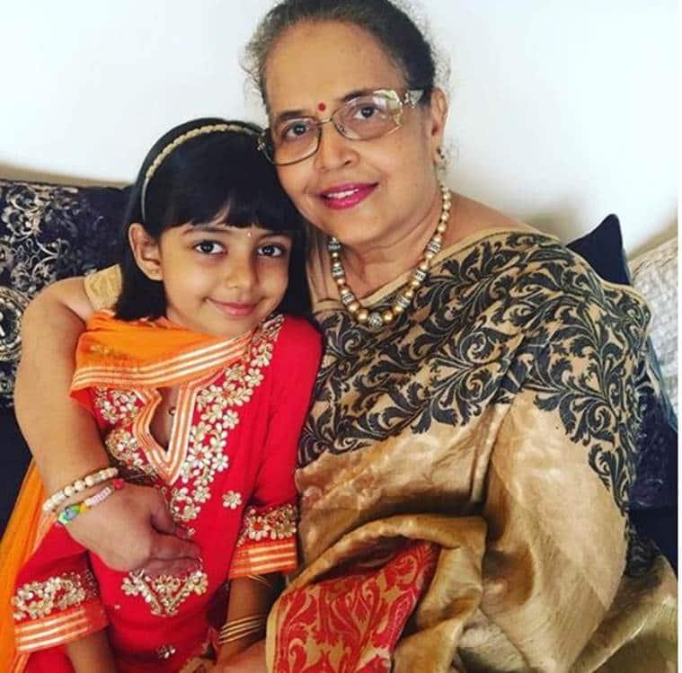 aaradhya bachchan rakhi photos