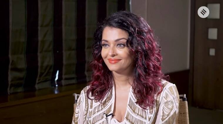 Aishwarya Rai Bachchan, Aishwarya Rai, Aishwarya Rai Expresso, Fanney Khan, Aradhya Bachchan, Bollywood, Entertainment news, Indian Express