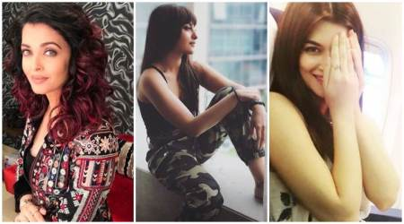 Have you seen these photos of Aishwarya Rai, Sonakshi Sinha and Kriti Sanon?
