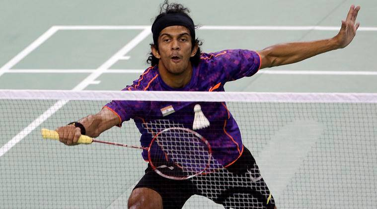 Ajay Jayaram, Ajay Jayaram India, Ajay Jayaram news, Rituparna Das, Rituparna Das India, India Rituparna Das, sports news, badminton, Indian Express