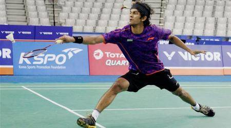 Ajay Jayaram crashes out in quarter finals, Indian challenge ends in Chinese Taipei