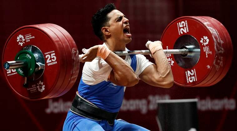 Ajay Singh tops group B in Asian Weightlifting Championships