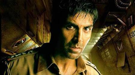 Akshay Kumar in Khakee: A complete charmer