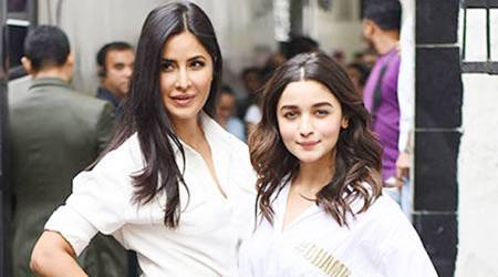 Have always been fond of Katrina Kaif, don't know why others feel differently: AliaBhatt