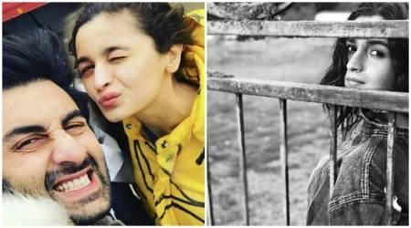 Alia Bhatt turns muse for 'amaze photographer' Ranbir Kapoor
