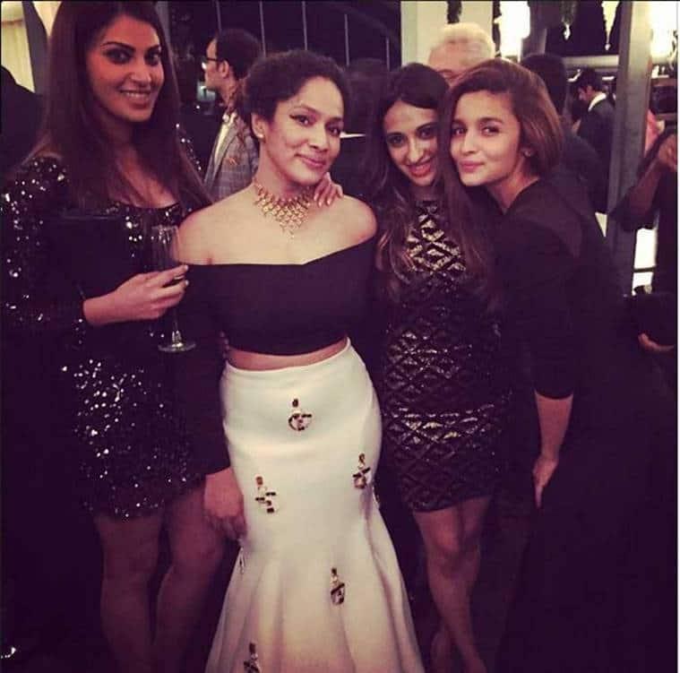Happy friendship day, Happy friendship day 2018, friendship day 2018, bollywood besties fashion, fashion designers bollywood best friends, manish malhotra janhvi kapoor, alia bhatt masaba gupta, indian express, indian express news