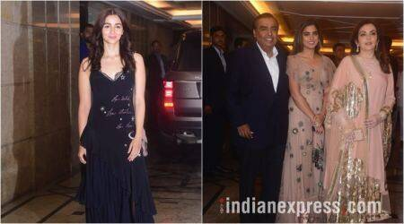 Priyanka Chopra and Nick Jonas' bash: Alia, Parineeti and Ambanis join the celebrations