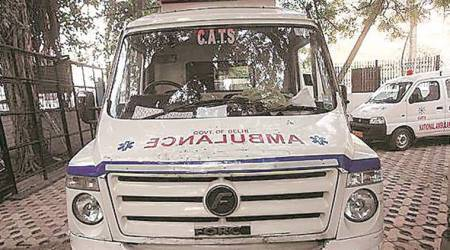 Delhi: Company running ambulances threatens strike from September 1
