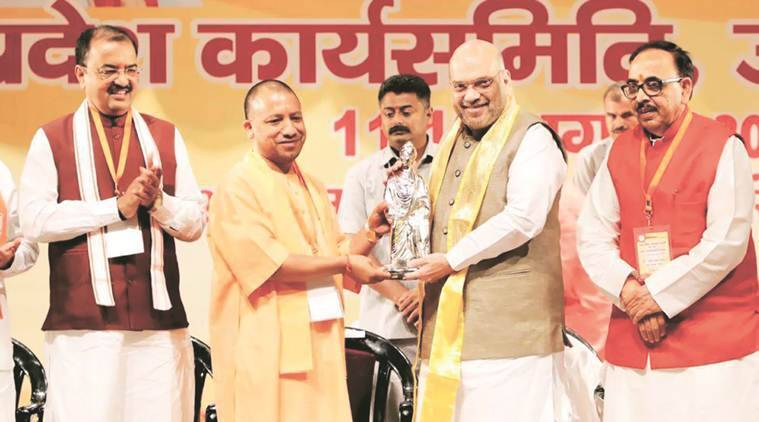 Anti-BJP alliance in Uttar Pradesh failed in 2017, will fail again: Amit Shah