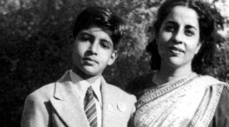 Amitabh Bachchan remembers mother on her birth anniversary: She introduced me to theatre, films and music