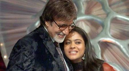 Kajol and Amitabh Bachchan reunite for Helicopter Eela after 17years